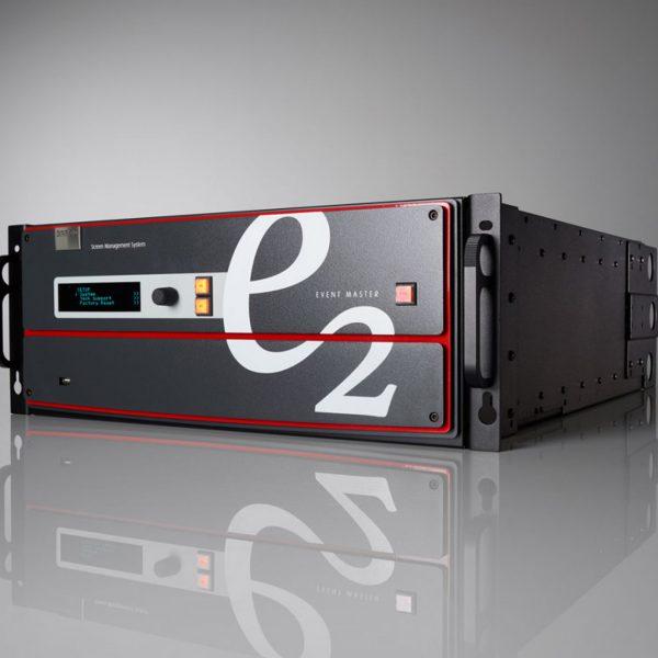 Neu im Mietpark: TON DIREKT erweitert sein Produkt-Portfolio im Bereich Eventprozessoren um den Barco E2 und den Barco S3-4K